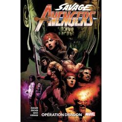 SAVAGE AVENGERS T03 : OPERATION DRAGON