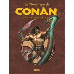 LES CHRONIQUES DE CONAN : L'INTEGRALE 1990 II T30