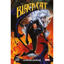 BLACK CAT T01 : LA REINE EN NOIR