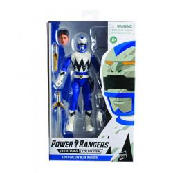 LG BLUE RANGER POWER RANGERS 6IN LIGHT COLL ACTION FIGURE