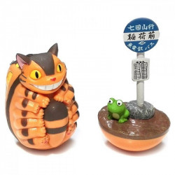 FIGURINES A COLLECTIONNER CHATBUS MON VOISIN TOTORO