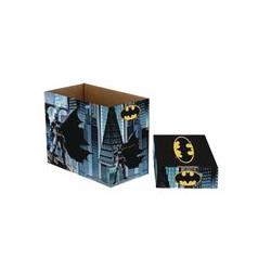 BOITE DE RANGEMENT BATMAN DC COMICS 23 X 29 X 39 CM