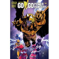 GO GO POWER RANGERS 18 MAIN & MIX (C: 1-0-0)