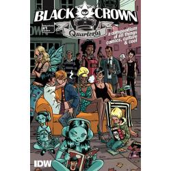 BLACK CROWN QUARTERLY 1 FALL 2017