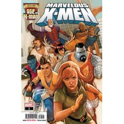 AGE OF X-MAN MARVELOUS X-MEN 1 (OF 5)