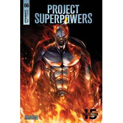 PROJECT SUPERPOWERS 6 CVR A MATTINA