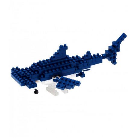 HAMMERHEAD SHARK NANOBLOCK