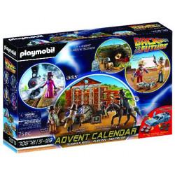 PLAYMOBIL BACK TO THE FUTURE 3 ADVENT CALENDAR