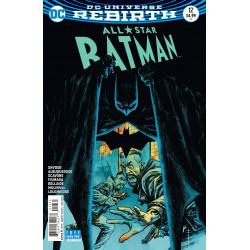 DC REBIRTH ALL STAR BATMAN 12 FIUMARA VAR ED