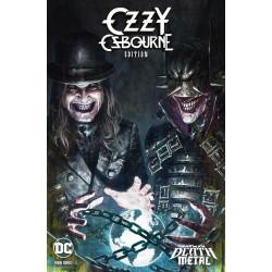 BATMAN DEATH METAL TOME 7 EDITION SPECIALE OZZY OSBOURNE