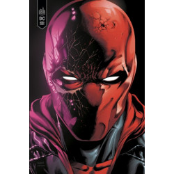 TROIS JOKERS COUVERTURE VARIANTE RED HOOD