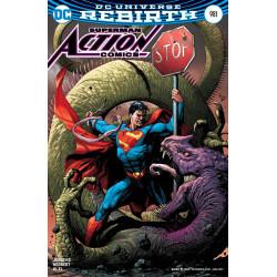 DC REBIRTH ACTION COMICS 981 VAR B