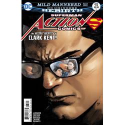 DC REBIRTH ACTION COMICS 973