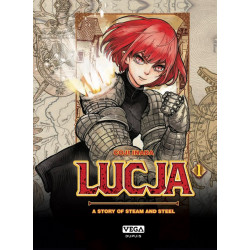 LUCJA, A STORY OF STEAM AND STEEL T01