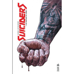 SUICIDERS - TOME 1 EXEMPLAIRE SIGNE