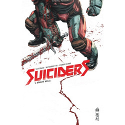 SUICIDERS - TOME 2 EXEMPLAIRE SIGNE