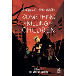 SOMETHING IS KILLING THE CHILDREN TOME 3