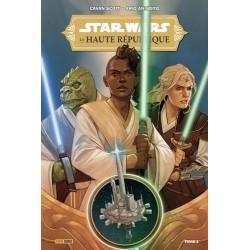 STAR WARS : LA HAUTE REPUBLIQUE T01