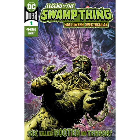 LEGENDS OF THE SWAMP THING HALLOWEEN SPECTACULAR 1
