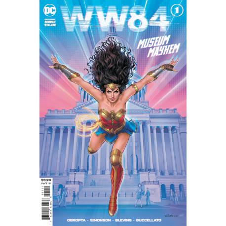 WONDER WOMAN 1984 ISSUE 1 (ONE SHOT) CVR A NICOLA SCOTT