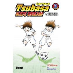 CAPTAIN TSUBASA KIDS DREAM T03