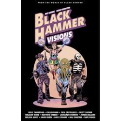 BLACK HAMMER VISIONS HC VOL 2