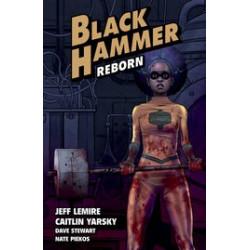 BLACK HAMMER TP VOL 5 REBORN PART I