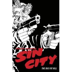 SIN CITY DLX HC VOL 3 THE BIG FAT KILL 4TH ED