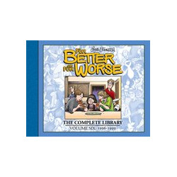 FOR BETTER OR FOR WORSE COMP LIBRARY HC VOL 6