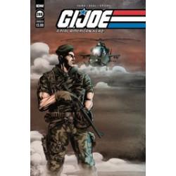 GI JOE A REAL AMERICAN HERO 288 CVR B BAAL