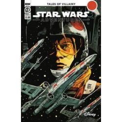 STAR WARS ADVENTURES 2021 12 CVR A FRANCAVILLA