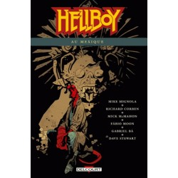 HELLBOY T15 HELLBOY AU MEXIQUE