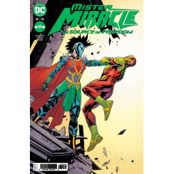 MISTER MIRACLE SOURCE OF FREEDOM 2 CVR A PAQUETTE
