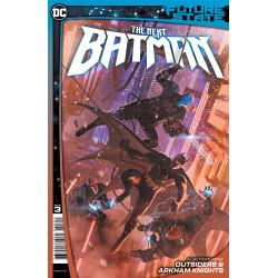 FUTURE STATE NEXT BATMAN 3