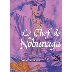 LE CHEF DE NOBUNAGA T28