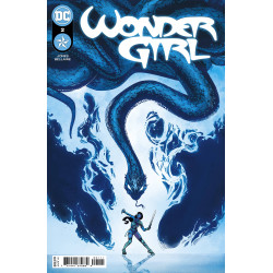 WONDER GIRL 2 CVR A JONES