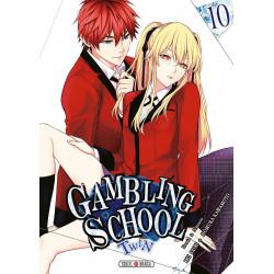 GAMBLING SCHOOL TWIN T10