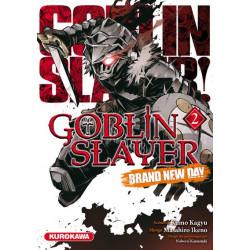 GOBLIN SLAYER BRAND NEW DAY T02