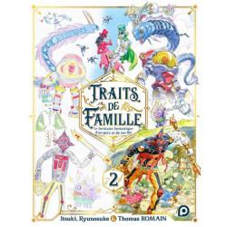 KUROPOP TRAITS DE FAMILLE T02