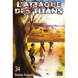L'ATTAQUE DES TITANS T34