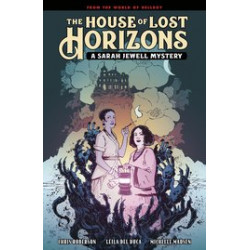 HOUSE OF LOST HORIZONS SARAH JEWELL MYSTERY HC