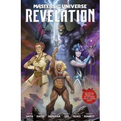 MASTERS OF THE UNIVERSE REVELATION TP