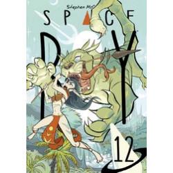 STEPHEN MCCRANIES SPACE BOY TP VOL 12