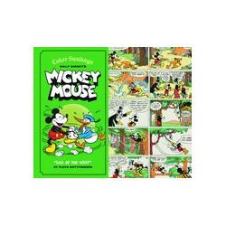 DISNEY MICKEY MOUSE COLOR SUNDAYS HC VOL 1 CALL WILD