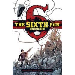 SIXTH GUN DLX HC VOL 1