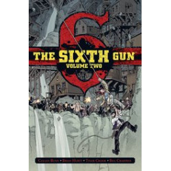 SIXTH GUN DLX HC VOL 2