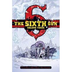 SIXTH GUN DLX HC VOL 3