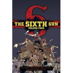 SIXTH GUN DLX HC VOL 4