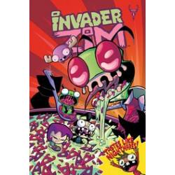 INVADER ZIM HC VOL 1 DLX ED