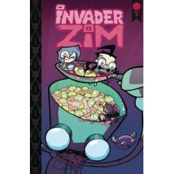 INVADER ZIM HC VOL 2 DLX ED